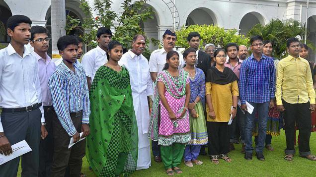 Prime Minister's scholarship scheme Ex servicemen's family
