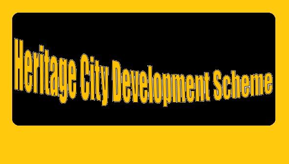 Heritage City Development HRIDAY Scheme