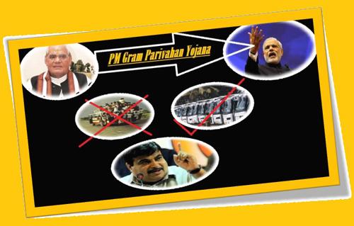Pradhan Mantri Gram Parivahan Yojana