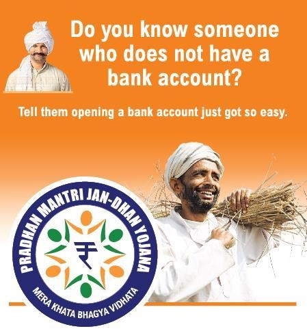 Small Account PM Jan Dhan Yojana