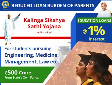 Kalinga Sikshya Sathi Yojana (KSSY)