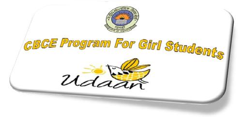 CBSE Program Udaan For Gir Students