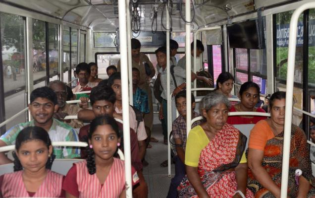 Free Bus Pass Scheme Tamil Nadu For Students