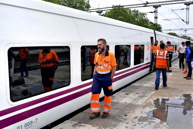 Talgo becomes the fastest train that clocks at 180 km hr in India