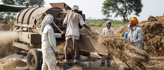 Doubling the Farmers' Income