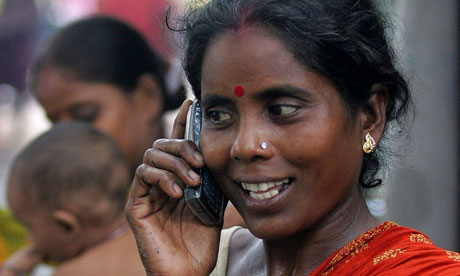 Free Cell Smartphones Scheme for Poor in AP (Andhra Pradesh)