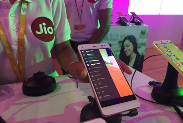 Jio 4G Smartphone at Rs 1000 with Unlimited Voice and Data