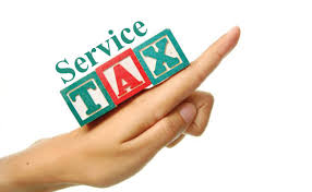Service tax changes