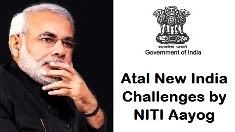 Atal New India Challenges by NITI Aayog