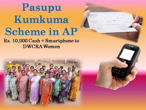 Pasupu Kumkuma Scheme In Andhra Pradesh