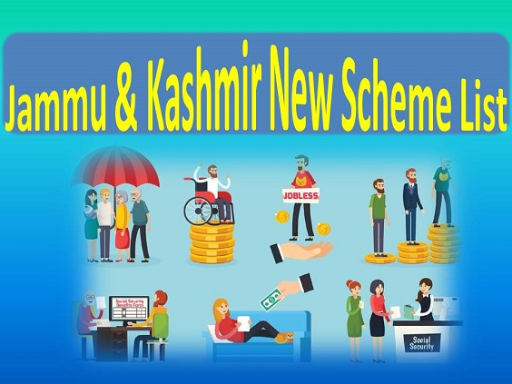 jammu and kashmir new scheme list