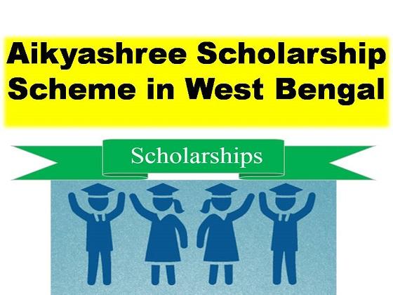 Aikyashree Minority Scholarship Scheme in West Bengal