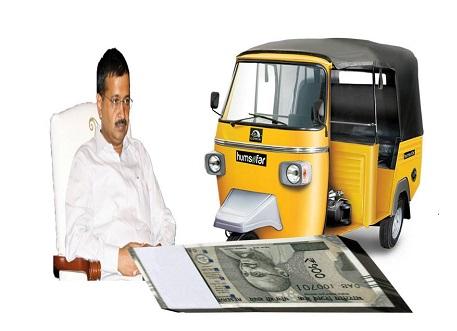 Delhi Driver Scheme corona transport