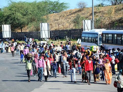 Gujarat Migrant Workers Online Registration