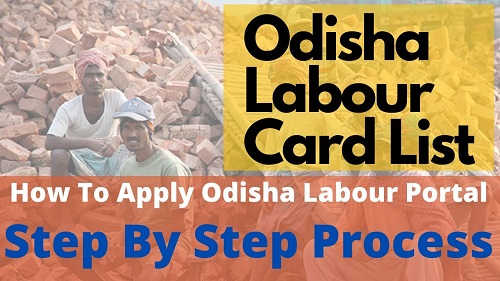 labour card list odisha list